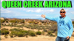 Queen Creek, Arizona Tour: Living in Phoenix, Arizona Suburbs