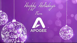 This year, the Apogee team in Santa Monica, California wanted to se...