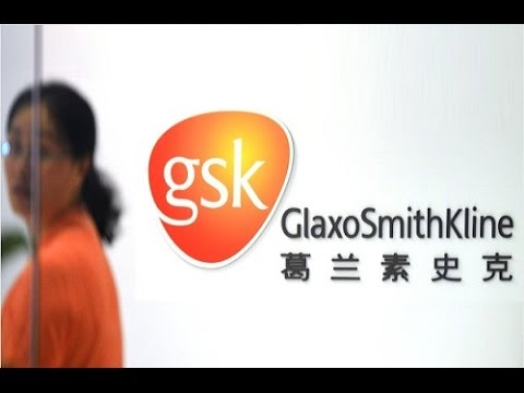 GlaxoSmithKline fined $490m by China for bribery