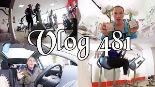 Training  l XXL Kik & Tedi HAUL l Kochen l Baby l Vlog 481