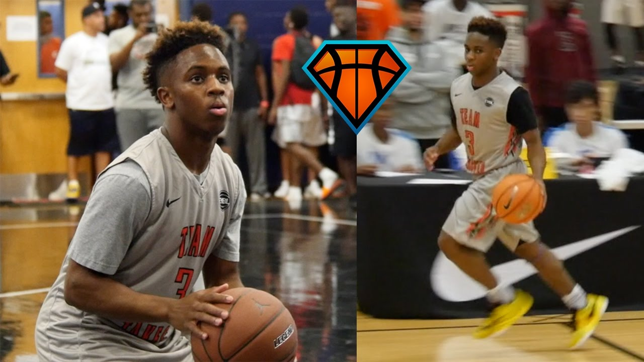 5'6 Chris Lykes Is Going To Be EXCITING To Watch At The U!! | Nike EYBL  Highlights - YouTube