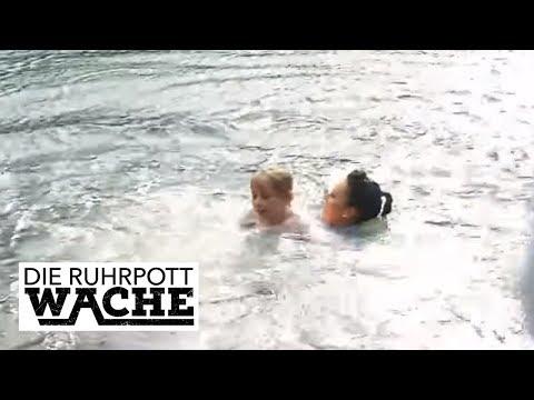 Wo ist Lea (5)? Ist sie bei ihrem Stiefvater? | Die Ruhrpottwache | SAT.1 TV