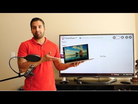 How To Connect A Computer To A TV (Laptop And Desktop)