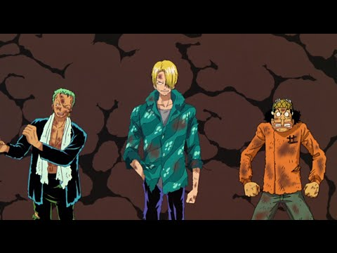 One piece movie 2 clockwork