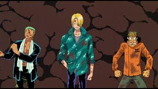 Anime Review : One Piece :  Movie 2 - Adventure on Spiral Island(aka Clockwork Island)