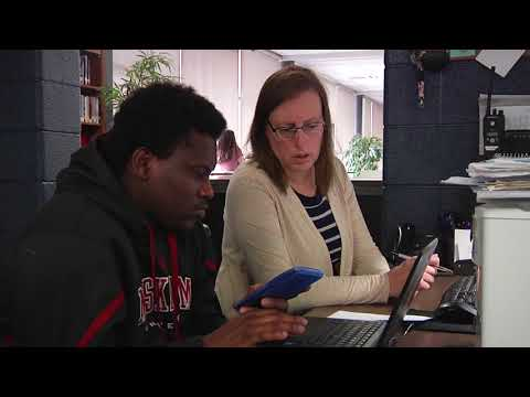 LHS Uses OdysseyWare To Help Students With Credit Recovery and Online Education
