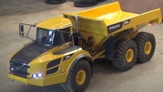 Volvo A40FS new dump truck