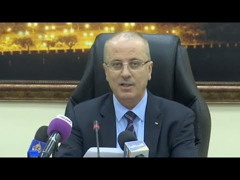 Palestinian PM calls on UN to act on Middle East peace process