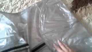 Пылезащитный чехол для одежды для перевозки и хранения товары для дома www.sladko.kz