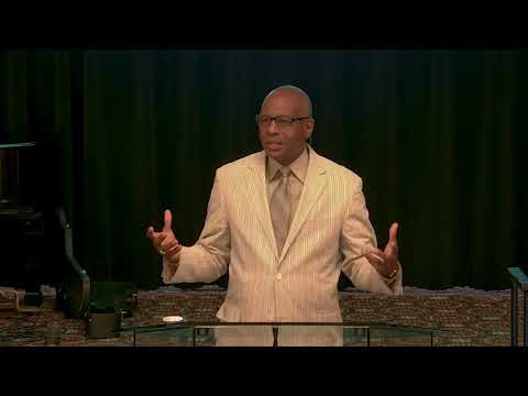 Grace Matters - Bishop Walter Harvey At NLRC Chapel