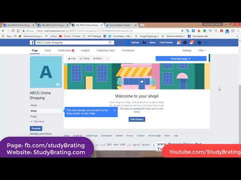 1 Setting Up Facebook Business Page in Urdu Hindi Facebook ads tutorial in Urdu Hindi