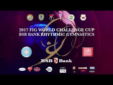 2017 FIG WORLD CHALLENGE CUP BSB BANK
