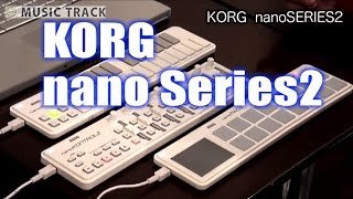 KORG nano Series2 Demo&Review [English Captions]