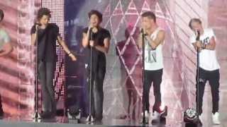 One Direction C'mon C'mon Live Take Me Home Tour Resimi