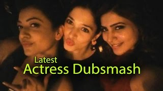 Actress Dubsmash - Actor and Actress dubsmash