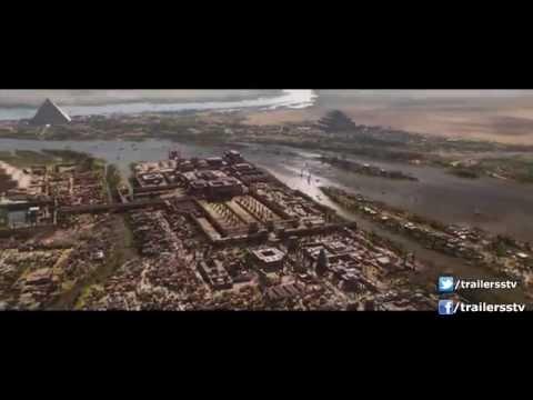 Exodus Dioses y Reyes Trailer #2 en Español HD Ridley Scott