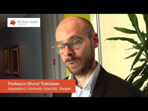 Øivind Torkildsen: The benefits of early diagnosis and treatment