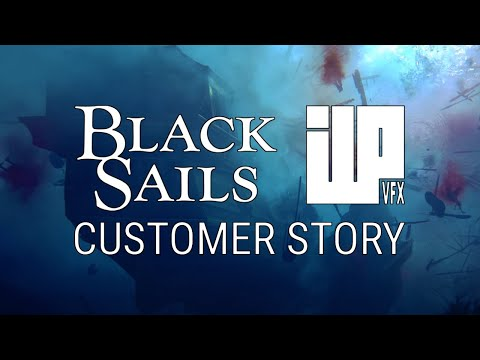 Behind the scenes: Black Sails at ILP