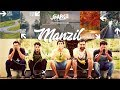 Manzil- Official video| Sparsh The Band | Latest hit 2018