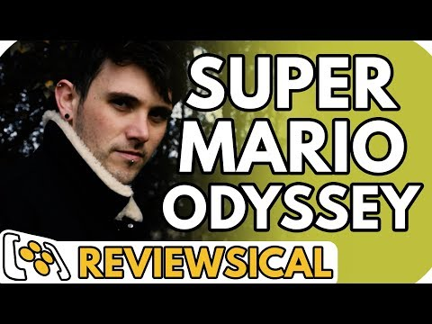 Super Mario Odyssey Reviewsical (Take That Style)