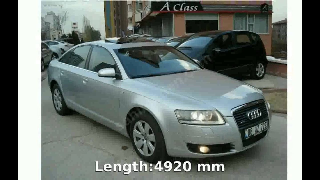 2006 audi a6 3 2 fsi quattro specs youtube. Black Bedroom Furniture Sets. Home Design Ideas