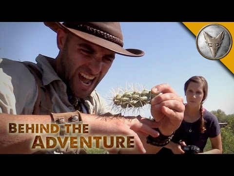 Thumbnail: Gila Monster - Behind the Adventure