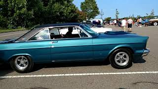 1965 METALLIC TEAL TURQUOISE FORD GALAXIE 500 XL 428 ENGINE