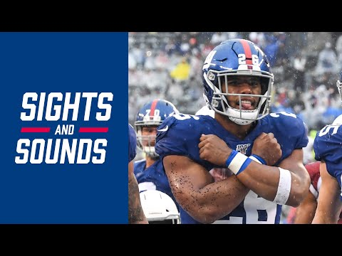 Giants BEST Sights & Sounds From First Half Of 2019 Season