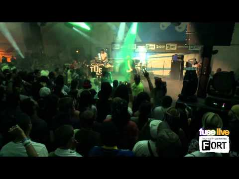 """Kendrick Lamar """"HiiiPoWer"""" Live at the FADER FORT Presented by Converse"""