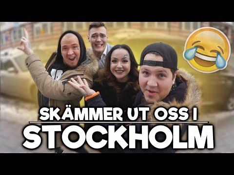Äventyr i Stockholm