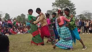 Santali nepal dance