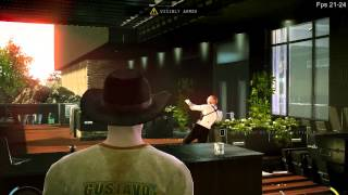 Hitman Absolution (GeForce 210 + E6550) PC Gameplay 2 HD