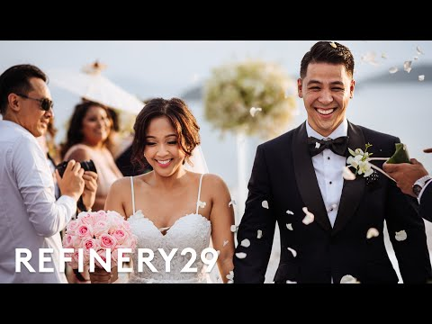 This Traditional Vietnamese Wedding In Thailand Is So Stunning | World Wide Wed | Refinery29