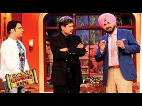 The Kapil Sharma Show - दी कपिल शर्मा शो-Ep-5-Azhar-7th May 2016