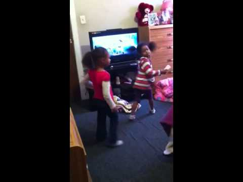 My Kids Dancing To Dirty Diana thumbnail