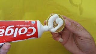 Top 5 Amazing Toothpaste And Lemon  Beauty Hacks