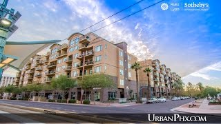 SOLD | Phoenix Loft Style Condo For Sale at Tapestry On Central