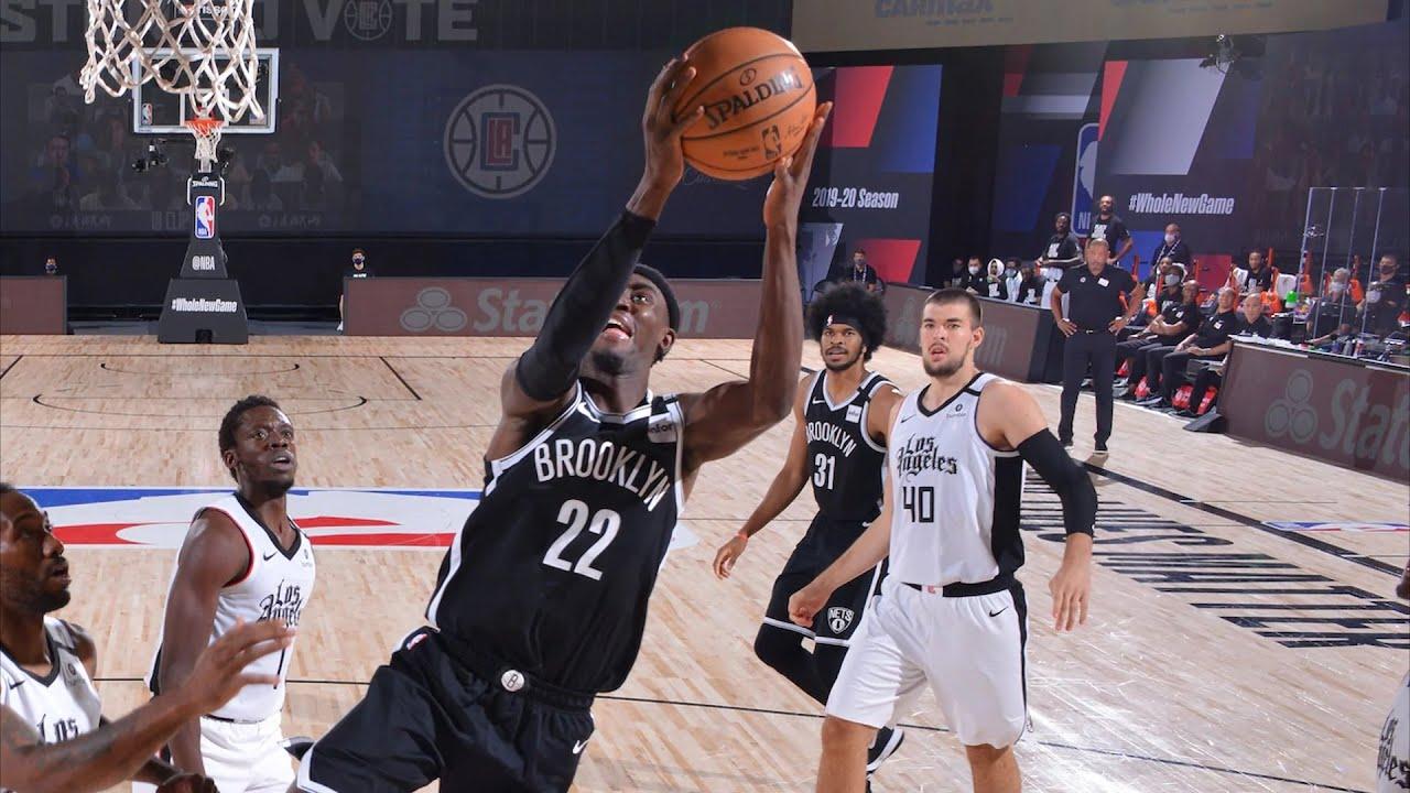 Nets Upset Clippers! Will Play Raptors 1st RD! 2020 NBA Restart