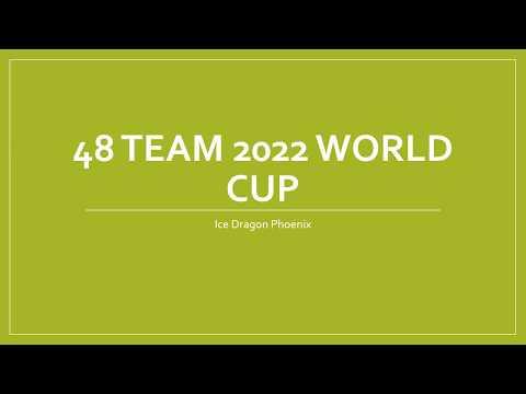 48 team 2022 World Cup