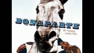 Bonaparte - Wir sind keine Menschen (LYRICS)