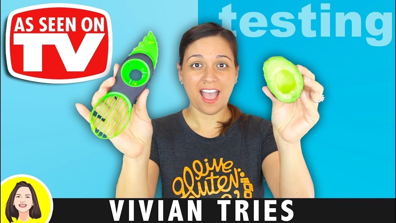 OXO Good Grips 3-in-1 Avocado Slicer Review, Kitchen Gadgets, Vivian ...