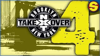 WWE NXT TakeOver: Brooklyn 4: LIVE HANGOUT SHOW!