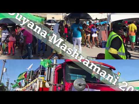 Part1  Guyana Mashramani 2019 Best Footage
