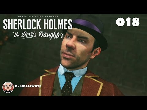 Sherlock Holmes #018 - Exorzismus Protokoll 2.5 [XBO][HD] | Let's Play The Devil's Daughter