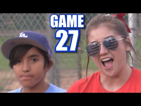 FOURTH OF JULY SPECIAL! | On-Season Softball League | Game 27