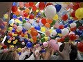 Make A Huge Balloon Drop for Less than £4