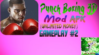Punch Boxing 3D Mod APK (Unlimited Money) Gameplay #2