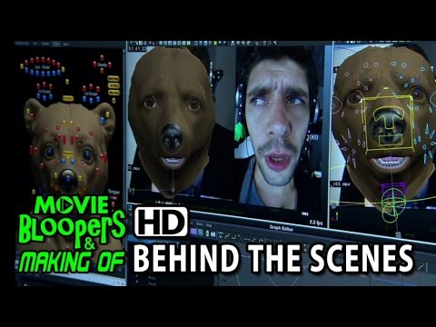 Paddington (2015) Making of & Behind the Scenes (Part2/2)