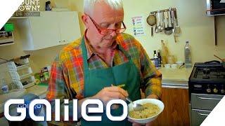 Der Porridge-Champion und seine Geheimnisse   Galileo   ProSieben