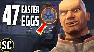 CLONE WARS Premiere: Every STAR WARS Easter Egg, Reference, and Connection